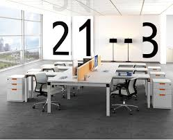 modern office conference table modern office meeting room furniture 6 seater conference table with