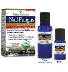 homeopathic nail fungus remedy extra strength from forces of nature