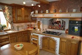decoration de cuisine en bois et decoration cuisine rustique cuisine moderne design