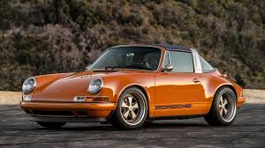 porsche singer 911 porsche 911 targa reimagined by singer vehicle design photo