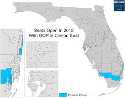 Miami Dade College Map by Presidential Results By Florida State House District U2013 Mci Maps