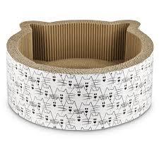 Cardboard Scratchers For Cats Cat Furniture Cat Trees Towers U0026 Scratching Posts Petco