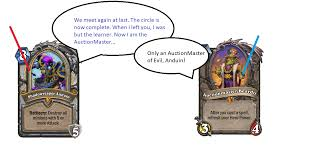 shadowreaper anduin hearthstone cards