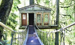 Treehouse Point Wa - 10 gorgeous cabin getaways postmetropolitan