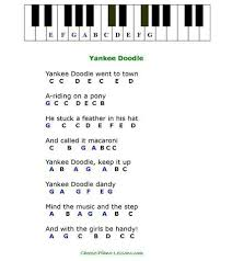 yankee doodle club yankee doodle and easy keyboard piano classes