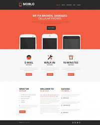 Html5 Spreadsheet Mobile Repair Service Moto Cms Html Template 54663