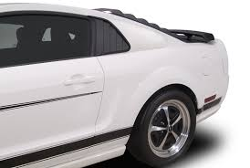 mustang window covers 1 4 window covers from cervini s the mustang source ford