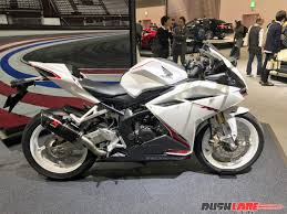 future honda motorcycles new honda cbr250rr has been patented in india