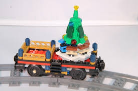 review lego 10254 winter holiday train rebrickable build