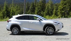 lexus nx200t youtube review 2015 lexus nx 200t and nx 300h u2013 alex on autos