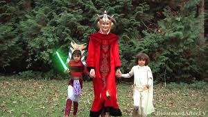 Best Kids Halloween Movie by Halloween Costumes For Kids Star Wars Youtube
