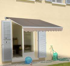 Argos Awnings Outsunny 3 X 2m Outdoor Door Awning Wall Mounted Canopy Garden