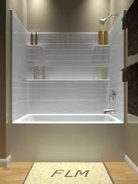 Corner Bathtub Shower Combo Small Bathroom Designs Beautiful Jetted Tub Shower Combo Images 136 Full Image