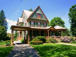 curb appeal tips for victorian homes hgtv