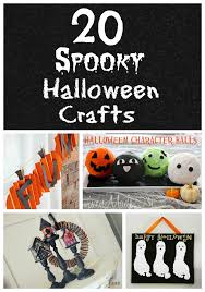 Childrens Halloween Craft Ideas - life with 4 boys 20 halloween craft ideas for kids
