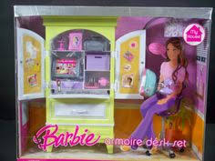 barbie rapunzel hair salon play amazon uk toys u0026 games