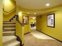 yellow basement paint color ideas excellent home décor