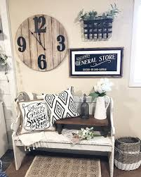 Farmhouse Living Room Furniture by 35 Rustic Farmhouse Living Room Design And Decor Ideas For Your
