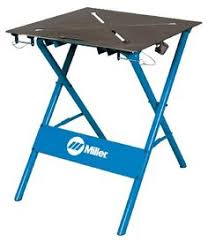 harbor freight welding table i got tired of wishing i had a third hand to cl a work piece to