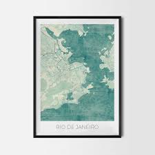 World Map Posters by South America City Map Posters Art Prints And Gifts