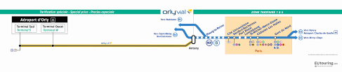 Paris Train And Metro Map by Public Transport And Bus Shuttle Services For Orly Airport In Paris