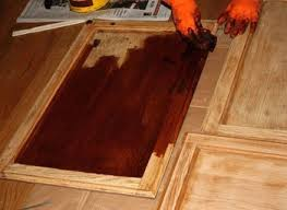 Restaining Kitchen Cabinets Without Stripping Best Way To Refinish Kitchen Cabinets Without Stripping Kitchen