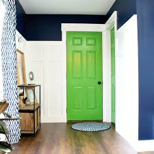 Interior Room Doors 12 Charming Interior Door Colors To Inspire You Painted Confetti