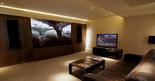 Projector Media Room - cinema and media rooms sis solutions