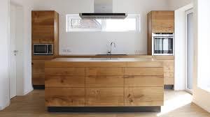 küche massivholz haus bumb modern küche hamburg christian stolz bauen