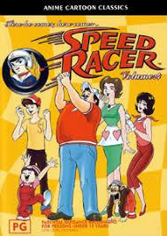 speed racer volume 4 anime cartoon classics dvd ebay