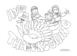thanksgiving pictures print u0026 color