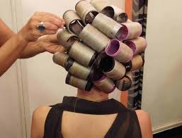 husband forced to sleep in hair rollers 142 best wet set with rollers images on pinterest hairstyle