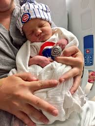 cubs newborn fan club clark the cub on twitter welcome to the world chions meet our