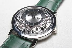 piaget automatic piaget introduces the world s thinnest automatic the