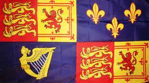 County Flags Royal Banner 1707 1714 Queen Anne 5 X 3 Flag