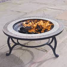 Fire Pit Poker by Combined Fire Pit 76cm And Coffee Table