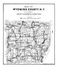 Fort Wayne Zip Code Map by New York County Map