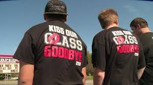 high school senior t shirts senior class t shirts deemed inappropriate at thorp high school