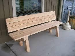 amazing eucalyptus serenity backless garden bench wood outdoor