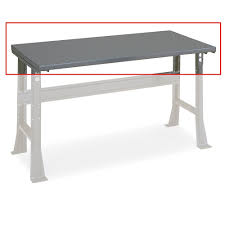 edsal 5301ta steel work bench top 48