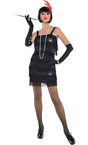 Party Halloween Costumes Teenage Girls Flapper Costumes 1920s Flapper Dresses Women Party
