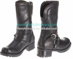 ladies motorcycle riding boots leather chopper boots leather chopper boots suppliers and
