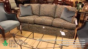 king hickory leather sofa henredon factory outlet and maitland smith factory outlet hickory