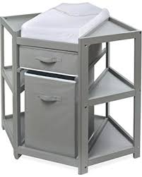 Basket Changing Table Big Deal On Badger Basket Corner Baby Changing Table With