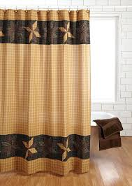 Country Bathroom Shower Curtains Country Shower Curtains Dotboston Co