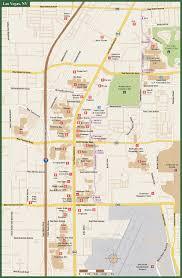 Las Vegas Gang Map Las Vegas Street Map Map Of New England States