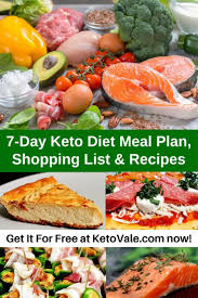 30 day ketogenic diet meal plan and recipes ketovale