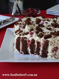black forrest cookie cake reicpe be a fun mum