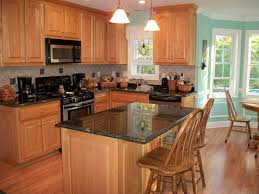 Kitchen Paint With Oak Cabinets Granite Countertop Grey Kitchen Walls With Oak Cabinets Arda
