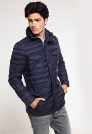 motorcycle apparel schott nyc men jackets shaft down jacket navy schott